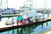 Más de 500 niños disfrutaron de la cuarta edición del Torneo de Pesca Infantil Riviera Nayarit