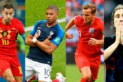 Cuatro sueños y un objetivo: la Copa del Mundo