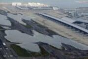 Al menos 10 muertos y 300 heridos en Japón por el fuerte tifón 'Jebi'