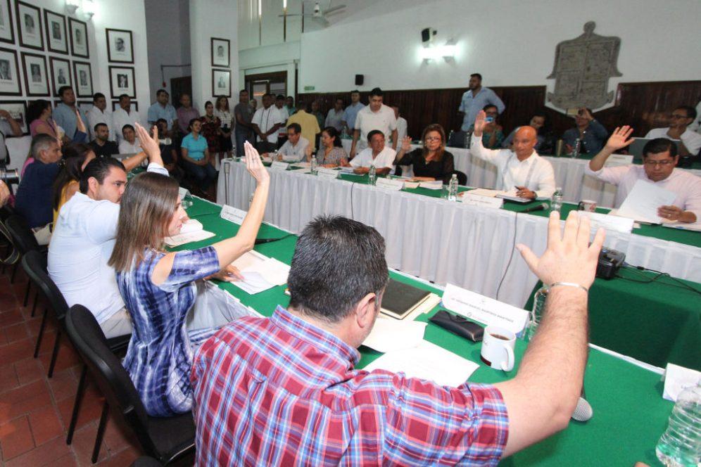 COMUNICADO 0001-Primera sesión ordinaria Ayuntamiento 2018-2021 (4)