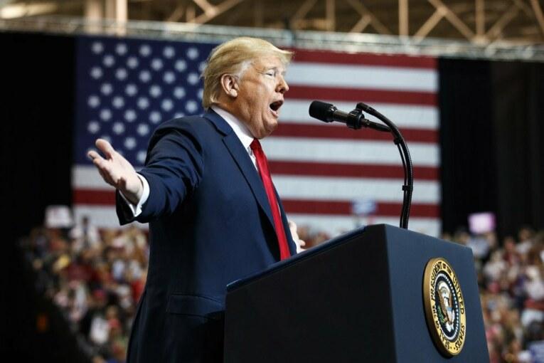"""En las primeras elecciones de la era Trump, """"todo está en juego"""""""