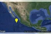 Sin daños, por sismo reportado en Puerto Vallarta