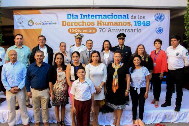 COMUNICADO 0160-Conmemoración Día Internacional de los Derechos Humanos (7)