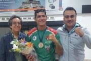 Gana vallartense medalla de oro en Panamericanos de Muay Thai