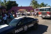 Dan banderazo al Operativo Vacacional Decembrino en Rincón de Guayabitos