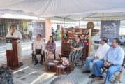 El corazón de Puerto Vallarta se llena de libros y cultura