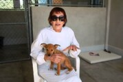Realizan merecido homenaje a Janice Chatterton, fundadora de SPCAPV