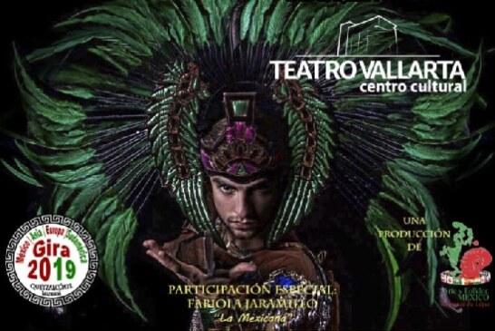 """""""Quetzalcóatl, La Leyenda"""" en Puerto Vallarta"""