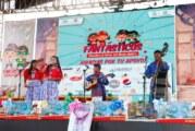 Más de 13 mil personas reúne el festival 'Fantásticos' en La Lija