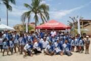 Gran convivio familiar en el 5to. Torneo de Pesca Infantil Guayabitos