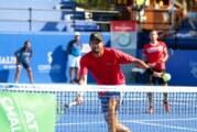 El mexicano Reyes Varela y Arévalo avanzan en dobles del Open PV
