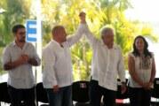 Respaldan AMLO y Alfaro a Puerto Vallarta