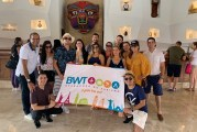 Agentes de viajes de Brasil se familiarizan con la Riviera Nayarit