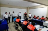 Personal de Protección Civil continúa capacitándose