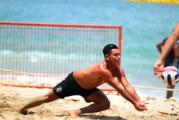 Homenaje a José Yuri Sosa en Copa Bertha Iguartua de voleibol de playa PV