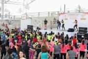 Fomenta Gobierno Municipal la activación física y deportiva