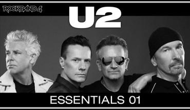 Rock Band 4 U2