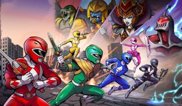 Power Rangers Mega Battle