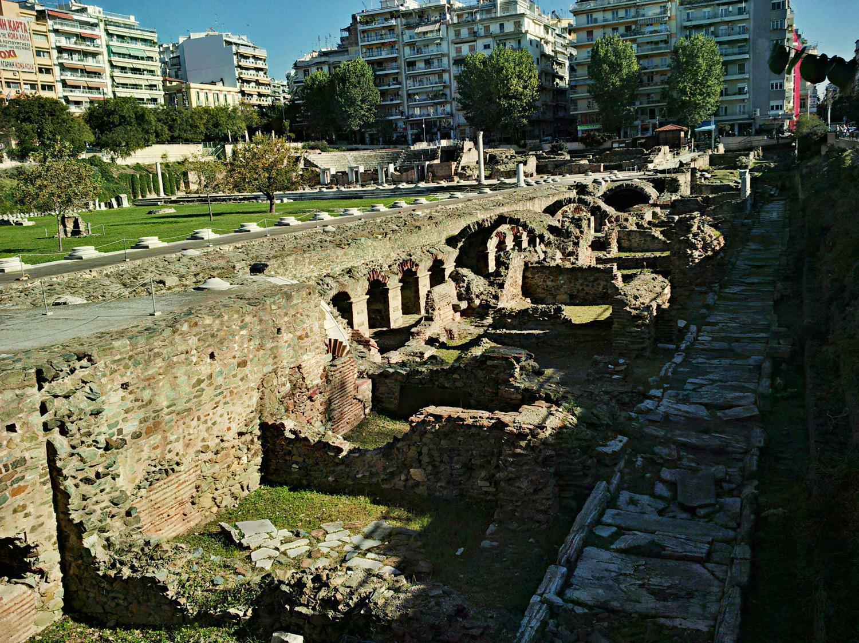Αποτέλεσμα εικόνας για ΤΕξι έργα στην πολιτιστική διαδρομή της αρχαίας Εγνατίας