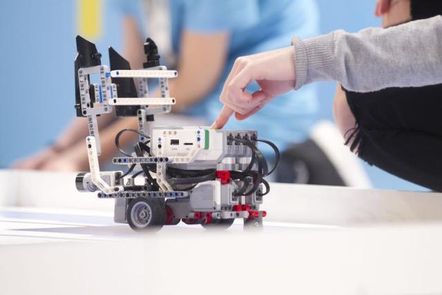 σχολεία ρομποτική