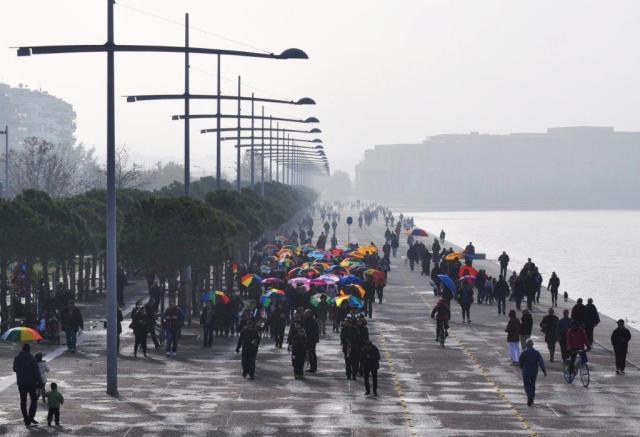 367_Χαρά Κρέτα_Colorfull Umbrellas