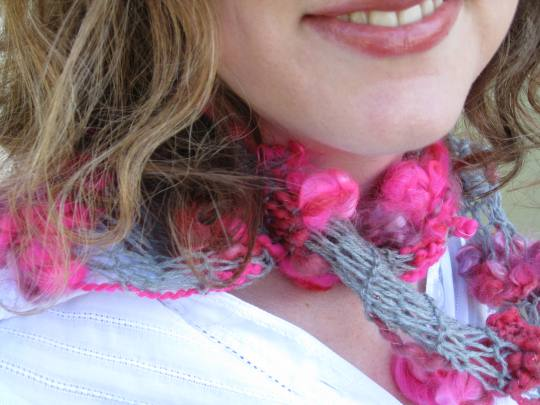 Funnel Neck Vest Pattern Knitting