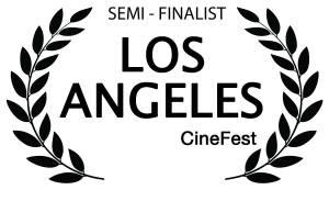 Semi Finaliste Los Angeles - Pierre COLMAIN - PARALLAX PICTURES