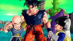 DB XV - Frieza saga - Krillin + Goku + Kid Gohan + Piccolo_1402391013