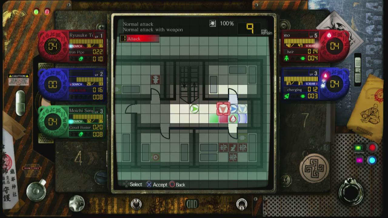 Battle 4 - Critical Zone