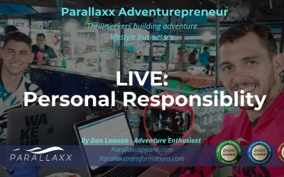 Life Hack #1 – Personal Responsibility