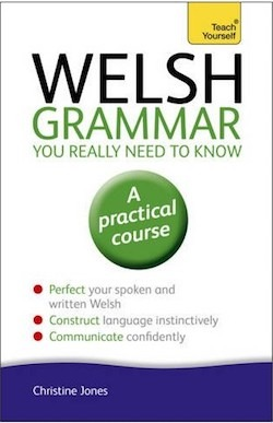 Christine Jones: Welsh Grammar You Really Need To Know