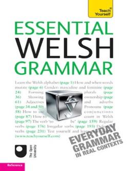 Chrstine Jones: Essential Welsh Grammar