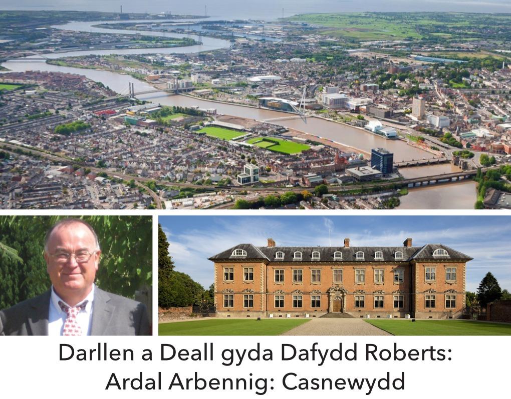 Dafydd Roberts Casnewydd