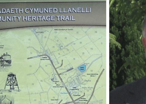 Dafydd Roberts- Llanelli Community Heritage