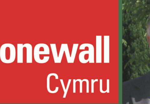 Dafydd Roberts Stonewall Cymru