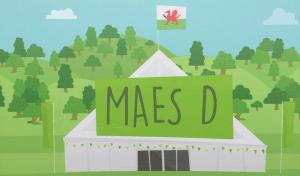 Eisteddfod Maes D image