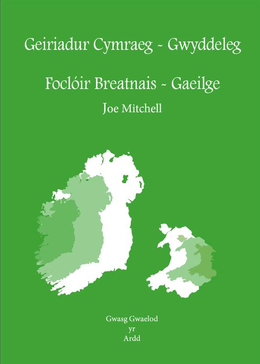 Geiriadur Cymraeg-Gwyddeleg