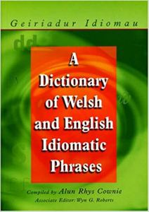 Geiriadur Idiomau- A Dictionary of Welsh and English Idiomatic Phrases