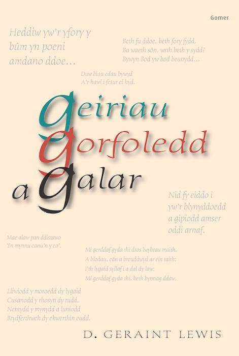 Geiriau Gorfoledd a Galar