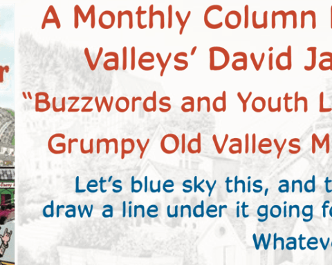 Grumpy Old Valleys Men Buzzwords and Youth Language
