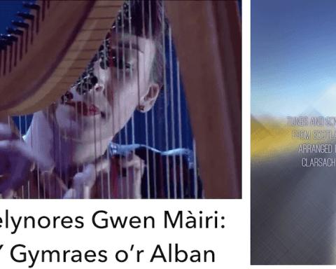 Gwen Màiri- Y Gymraes o'r Alban