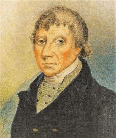 Iolo Morgannwg portrait