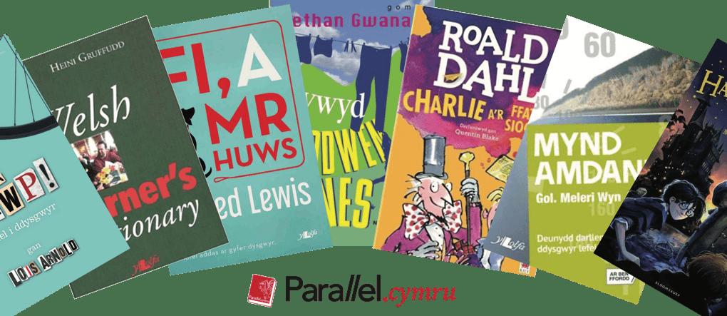 Llyfrau i Ddysgwyr Books for learners