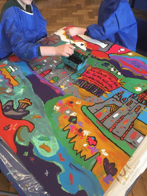 Rhiannon Art Workshop