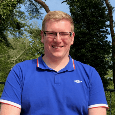Richard Furniss- Dysgwyr y Flwyddyn 2017
