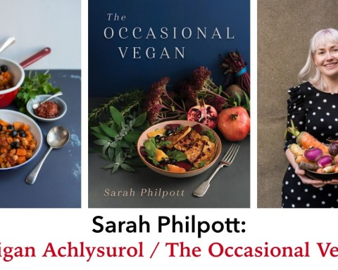 Sarah Philpott The Occasional Vegan