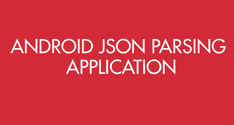 ANDROID JSON2