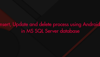 Install and Attach Northwind Database in SQL Management