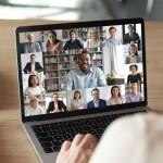parallell advisors - virtual meeting
