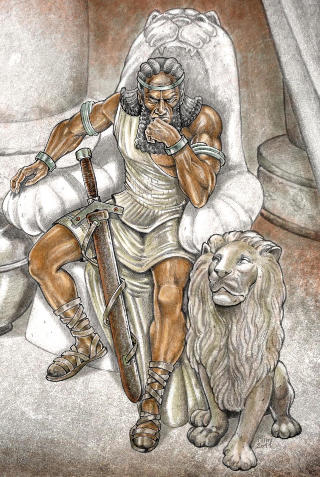 Nimrod And Gilgamesh